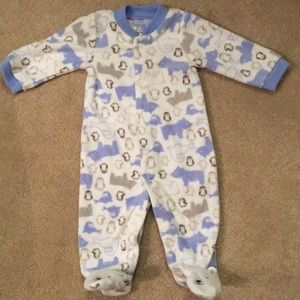 Carter's Newborn Footed Onesie Pajamas